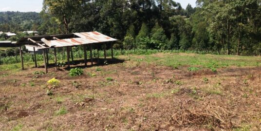 1/4 acre Residential Plots For Sale – Kapsabet