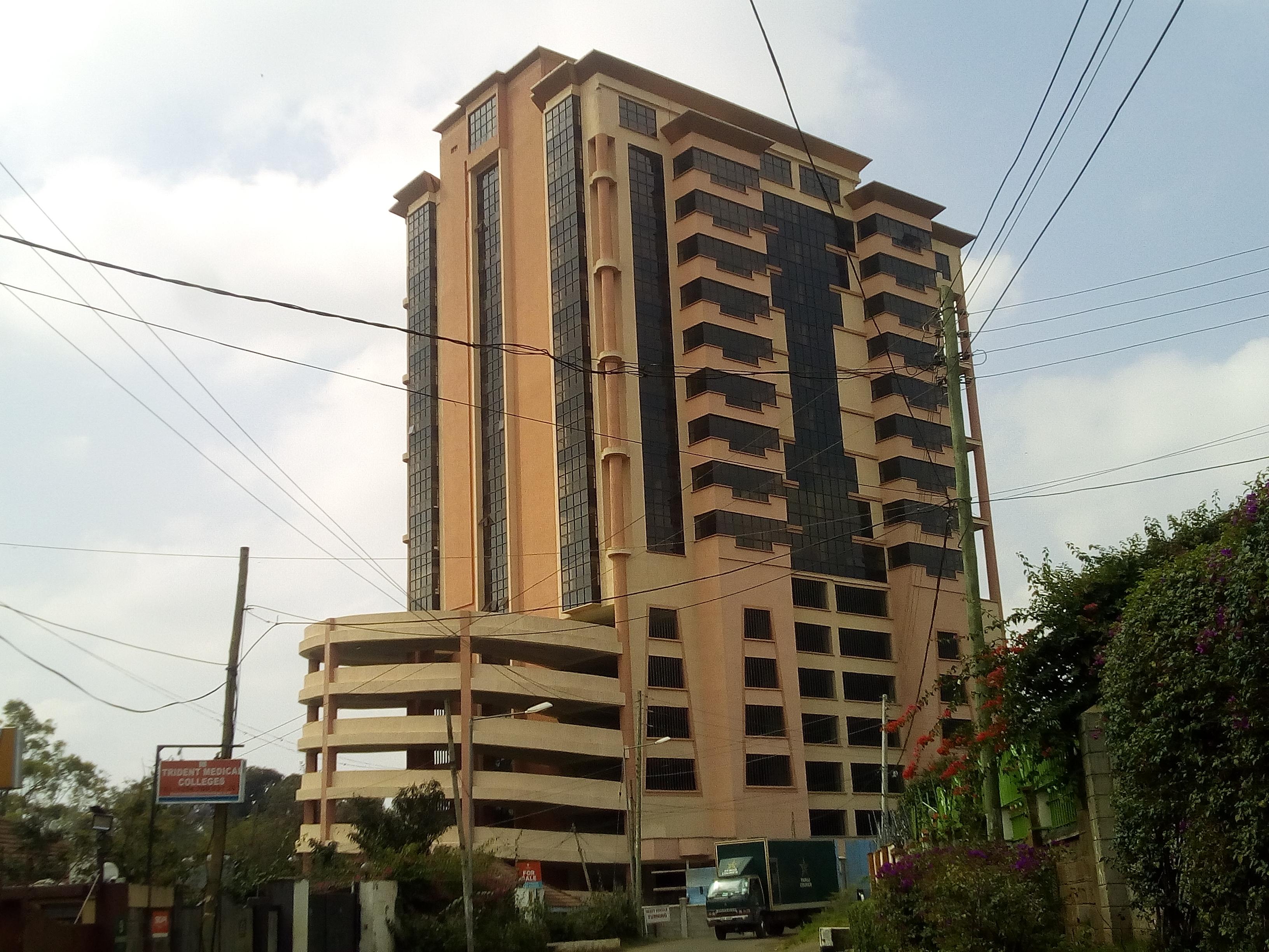 Office For Sale – Nachu Plaza, Kiambere Road Upper Hill
