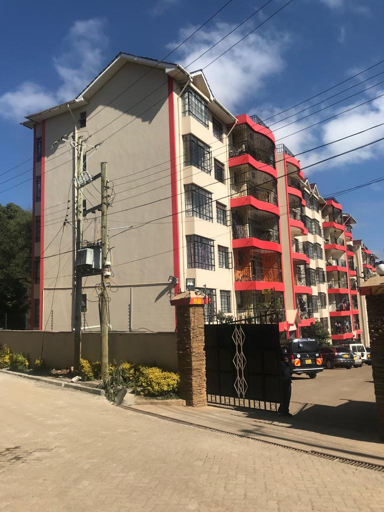Modern 4 Bedroom apartment along Riara Road for sale- Kilimani