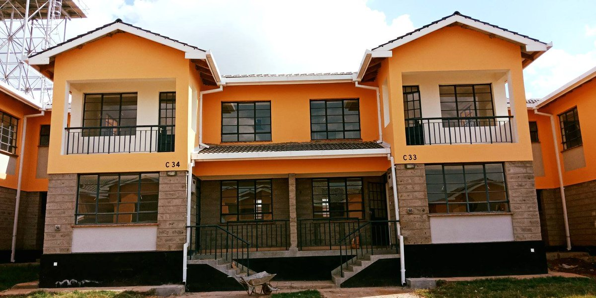 New 4 bedroom maisionette to let in Athi River