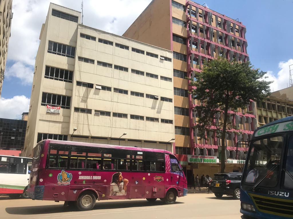 Commercial Property FOR SALE in Nairobi CBD –  Muindi Mbingu Street
