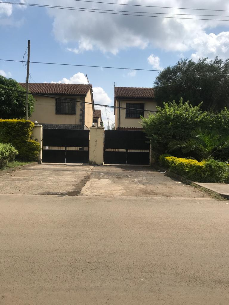 3 Bedroom Maisonette TO LET – Mugoya 3 Estate, South C