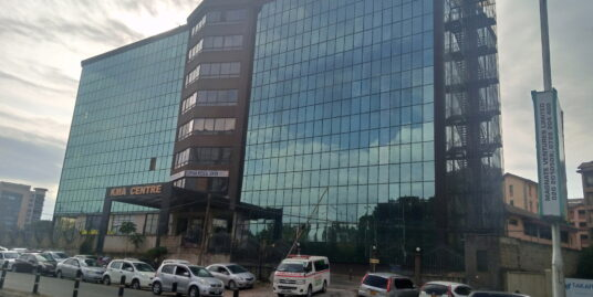 Office Space TO LET –  KMA Centre, Upper Hill.